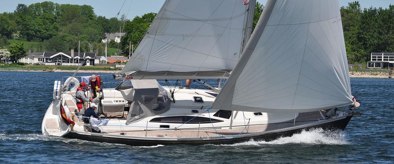 Yachtcharter Dänische Südsee